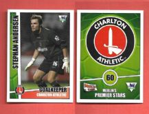 Charlton Athletic Stephan Andersen 60 (MPS)